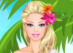 Barbie Hawai