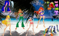 Beach Winx