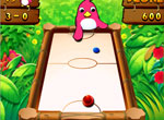 Air hockey zoo
