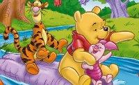 Pooh Piglet Tigger Puzzle