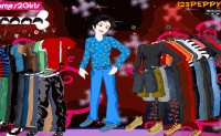 Emo Boy Dress-up