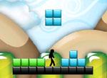 Tetris stickman