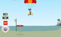 Daffy Parachute Drop