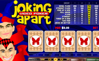 Joking Apart Poker