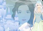 Dressup princesse des glaces