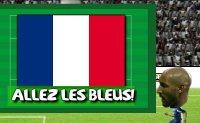 Allez Les Bleus!